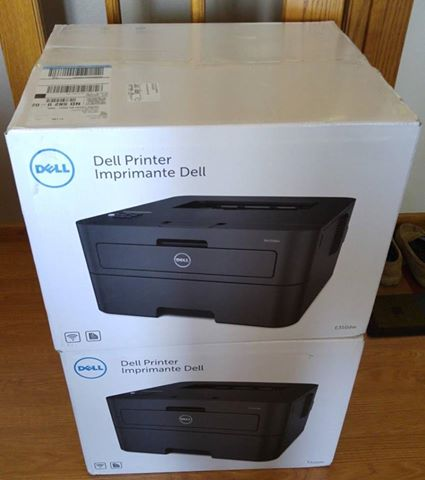 Dell E310dw Laser Printer
