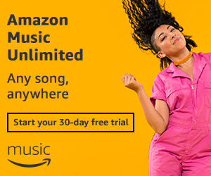 Try Amazon Music Unlimited